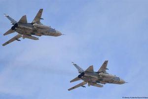 Chiến đấu cơ Nga-Mỹ cùng xuất hiện trên bầu trời Idlib?