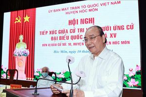 Đưa Thành phố Hồ Chí Minh trở thành hình mẫu của cả nước