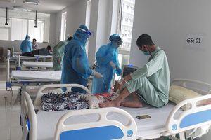 BV Bạch Mai (Hà Nam) tiếp nhận 110 bệnh nhân từ BV Bệnh Nhiệt đới T.Ư