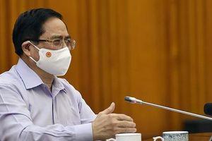 Thủ tướng: Ngành Y tế phải rút kinh nghiệm, siết chặt kỷ cương
