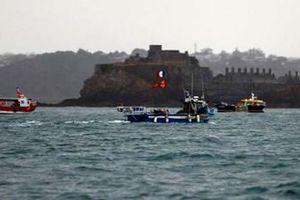 Pháp - Anh căng thẳng về quyền đánh bắt cá