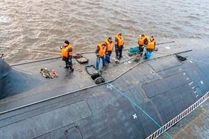Tàu ngầm hạt nhân Kazan: Vũ khí chủ lực mới của Hải quân Nga