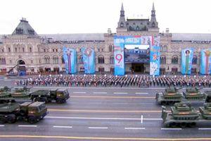 Nga duyệt binh rầm rộ, kỷ niệm 76 năm Ngày Chiến thắng