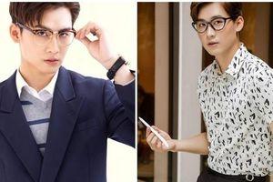 Chàng trai có vẻ đẹp chuẩn Hàn 'bắt cặp' với Hoa hậu Hương Giang trong 'Quý ông đại chiến'