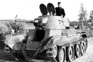 Dàn thiết giáp chứng tỏ chỉ Moscow mới biết cách chế tạo xe tăng!
