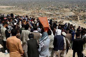 Gần 70 người thiệt mạng trong vụ thảm sát ở trường học tại Afghanistan
