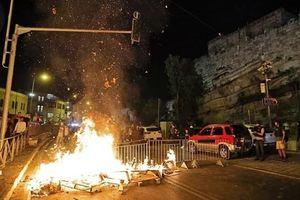 Căng thẳng ở Đông Jerusalem: Mỹ quan ngại, Syria nổi giận chỉ trích gay gắt Israel, Ai Cập nói thảm họa