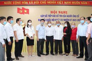 Bộ trưởng Lê Thành Long: Tiếp tục làm tốt nhiệm vụ của người đại biểu nhân dân
