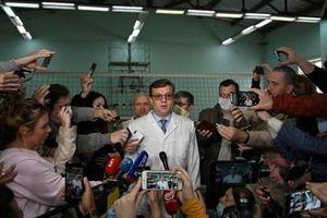Bác sĩ từng điều trị ban đầu cho Navalny mất tích