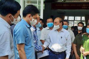 Chủ tịch nước Nguyễn Xuân Phúc: Đưa TPHCM trở thành hình mẫu của cả nước
