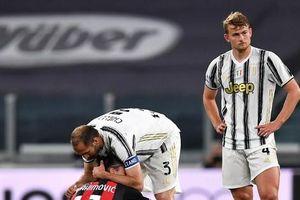 Ibrahimovic chấn thương đầu gối, nguy cơ lỡ hẹn Euro 2020