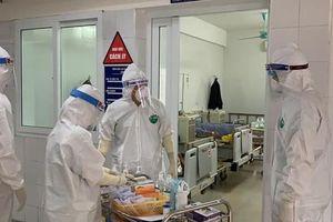 Hội chẩn 4 ca mắc COVID-19 nặng đang điều trị tại BV Bệnh Nhiệt đới T.Ư