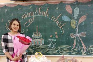 Cảm phục nghị lực của nữ giáo viên dạy giỏi ở Tuyên Quang