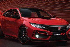 Honda Civic Type R phiên bản mới ra mắt, giá gần 2 tỷ đồng