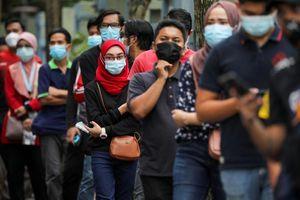 Ca tử vong ở Malaysia cao kỷ lục, một người Việt ở Lào chết vì Covid-19
