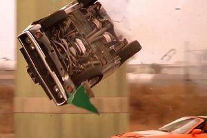 Hậu trường phá hủy nghìn chiếc xe trong 'Fast & Furious 9'