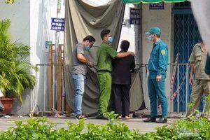 Tìm dấu vết tội phạm trong vụ cháy 8 người tử vong ở Sài Gòn