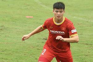 Duy Mạnh tiết lộ về trung vệ 'hàng hiếm' trẻ tuổi nhất đội tuyển Việt Nam