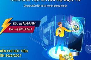 BAOVIET Bank miễn phí rút tiền cho khách hàng của Chứng khoán Bảo Việt