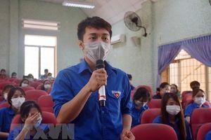 Tuổi trẻ Thủ đô 'bầu cử trách nhiệm, chống dịch toàn diện'