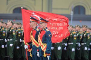 Nga duyệt binh kỷ niệm 76 năm Ngày Chiến thắng phátxít