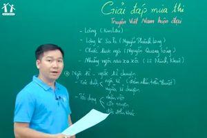 Thi lớp 10: Những lưu ý quan trọng khi ôn tập truyện hiện đại Việt Nam