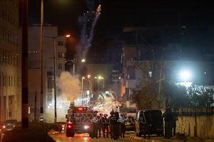 Bạo lực giữa Palestine và Israel tái diễn tại Jerusalem