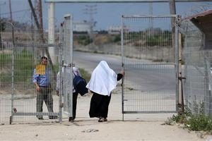 Israel đóng cửa khẩu đường bộ vào Dải Gaza