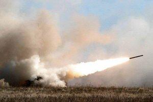 'Cơn mưa đạn' ở Syria: 130 quả rocket được bắn, súng máy liên tục xả đạn trong 2 ngày cuối tuần