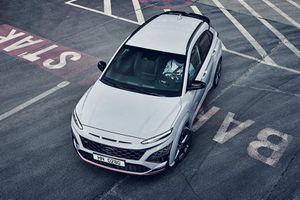 Chi tiết Hyundai Kona N 2022: Công suất 286 mã lực, giá chưa công bố