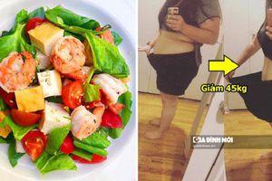 Chuyên gia dinh dưỡng chia sẻ 7 mẹo đơn giản giúp bạn giảm cân hiệu quả