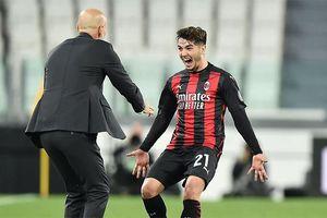 Ronaldo và đồng đội thua sấp mặt, Juventus bị Milan đánh bật khỏi Top 4