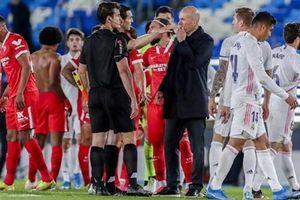 Điểm nhấn Real 2-2 Sevilla: Nhà vua trao vương miện cho Atletico?