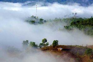 Những 'dòng sông mây' kỳ ảo nơi ải Bắc Lai Châu