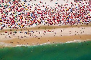Ngỡ ngàng nhìn các bãi biển trên khắp hành tinh từ trên cao