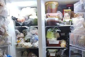 4 nguyên tắc 'vàng' khi bảo quản thực phẩm trong tủ lạnh bất kì ai cũng nên biết