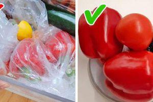 5 loại thực phẩm không nên cho vào tủ lạnh, vừa tốn điện lại chóng hỏng