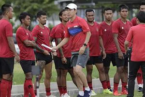 HLV Indonesia muốn đánh bại cả Việt Nam, Thái Lan và UAE