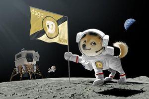 Elon Musk thực hiện lời hứa đưa Dogecoin lên Mặt trăng