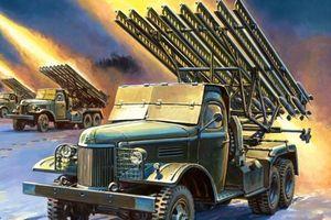 Nhà sử học Nga:Dùng Katyusha ồ ạt đã góp phần vào chiến thắng của Hồng quân