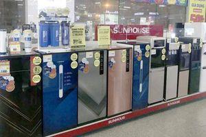Loạn thị trường máy lọc nước, nên chọn dòng nào?