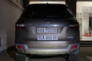 Điều tra mở rộng vụ chủ xe Ford gắn biển số giả trùng với xe BMW