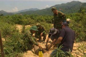 Quảng Trị: Quả bom 340 kg còn nguyên ngòi nổ được hủy thế nào?