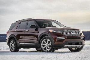 Ford triệu hồi Explorer với số lượng xe cực lớn tại khu vực Bắc Mỹ