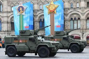 'Điểm danh' những vũ khí tối tân của Nga tại lễ duyệt binh kỷ niệm 76 năm Chiến thắng phát-xít
