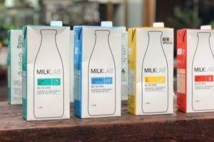 Kiểm tra thông thường với sữa hạnh nhân Milk Lab 1l nhập khẩu từ Australia từ tháng 5