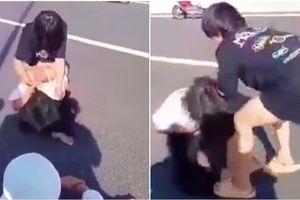 Nữ sinh lớp 7 ở Quảng Nam bị 'đàn chị' lột đồ, đánh tới tấp vùng đầu gây bức xúc