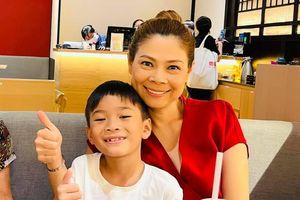 Con trai Ngô Kiến Huy không muốn trở về Mỹ sau vài tháng sống tại Việt Nam