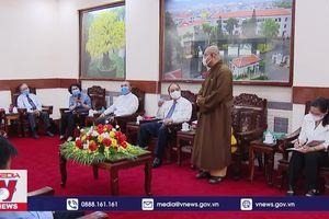 Chủ tịch nước tiếp các chức sắc tôn giáo huyện Hóc Môn