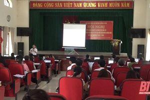Đông Sơn tập huấn nghiệp vụ công tác bầu cử đại biểu Quốc hội khóa XV